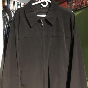Alfani Mens black Jacket XL